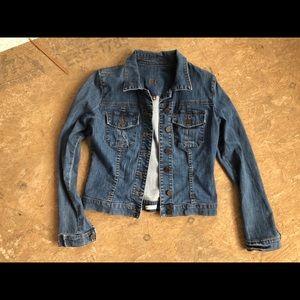 Kut from then Kloth Jean jacket Sz med